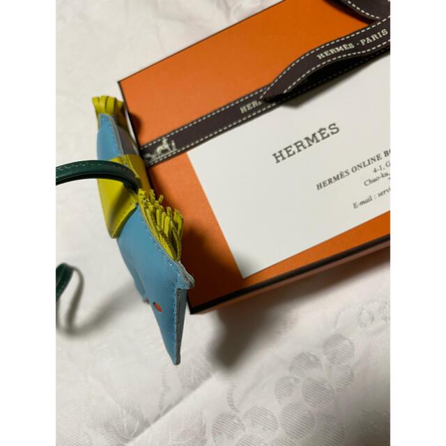 Hermes(エルメス)のHermès ロデオチャーム ハンドメイドのファッション小物(バッグチャーム)の商品写真