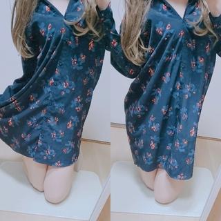 エモダ(EMODA)のシャツ ワンピース ♡ リゼクシー ムルーア ザラ ジェイダ  バックス  好(ミニワンピース)