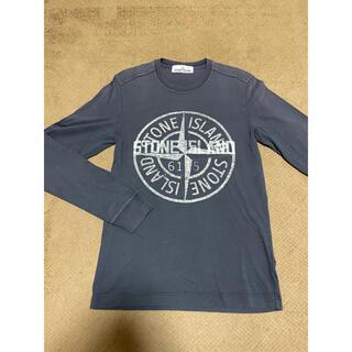 ストーンアイランド(STONE ISLAND)のストーンアイランド 長袖Tシャツ(Tシャツ/カットソー(七分/長袖))