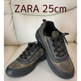 ザラ(ZARA)のZARA♡トレッキング風スニーカー(スニーカー)