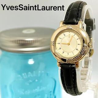 Saint Laurent - 111 イヴサンローラン時計 レディース腕時計 アンティーク ゴールド 人気