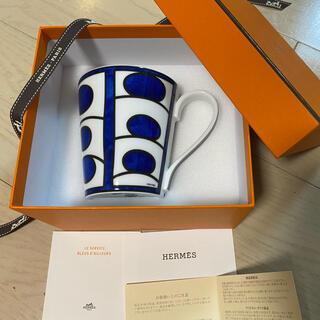 Hermes - 【新品】HERMES エルメス❣️ブルーダイユール マグカップ