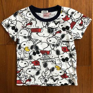 SNOOPY - スヌーピー 半袖Tシャツ 95