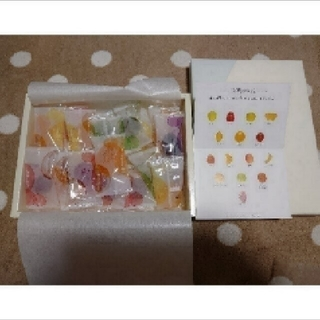 ミツコシ(三越)の彩果の宝石 🍓 25個✨(菓子/デザート)