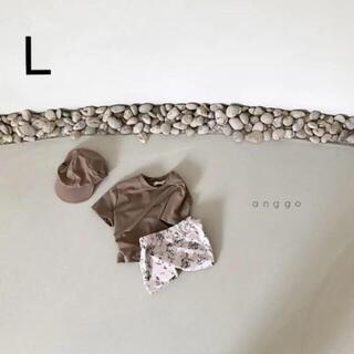 韓国子供服 anggo  水着セット L
