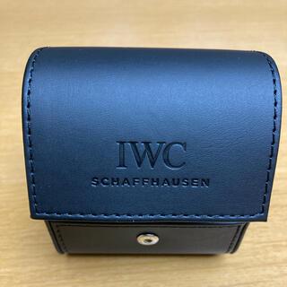 インターナショナルウォッチカンパニー(IWC)のIWC ウオッチケース 時計ボックス 箱 外箱無し(その他)