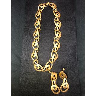 アムウェイ(Amway)のネックレス+イヤリング(ネックレス)
