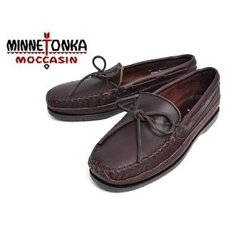ミネトンカ(Minnetonka)の[値下げ]MINNETONKA【768】 ダブルボトム  デッキシューズ(デッキシューズ)