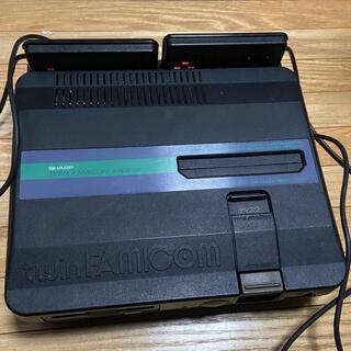 SHARP - シャープ ツインファミコン AN 505 本体のみ