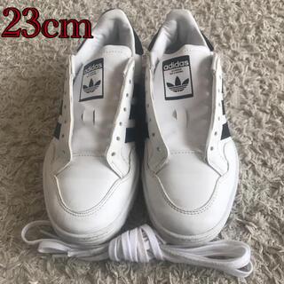 adidas - adidas スニーカー 23cm