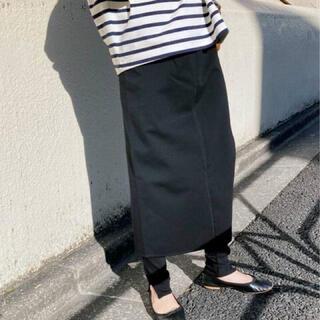 IENA SLOBE - 最新♪スローブイエナ♪ポンチレイヤードレギンススカート