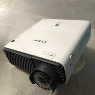 キヤノン(Canon)の【再値下げ】キヤノン パワープロジェクター WUX450ST[プロジェクタ](プロジェクター)