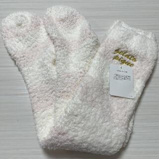 gelato pique - ジェラートピケ 靴下