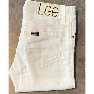 Lee - ◆LEE◆ストレッチパンツ 130size 白