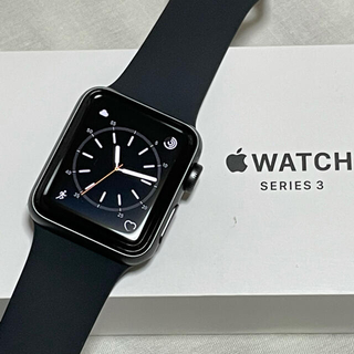 Apple Watch - Apple Watch Series 3   32mm  バッテリー100%美品