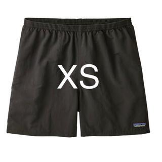 patagonia - パタゴニア バギーズショーツ ブラック XSサイズ 新品未使用 国内正規品