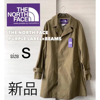 THE NORTH FACE - 新品  ビームス別注  ノースフェイス  ステンカラーコート S