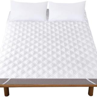 ベッドパッド  吸汗速乾 肌に優しい120*200cm(マットレス)