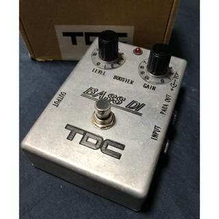 TDC bass di  旧型(ベースエフェクター)