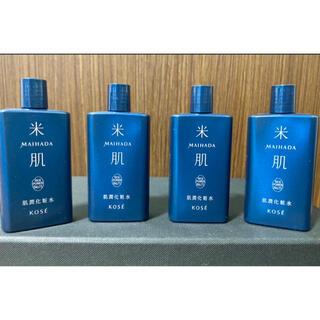 米肌 肌潤化粧水 30ml  4本セット