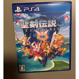 PlayStation4 - 聖剣伝説3 PS4版 値下げ不可
