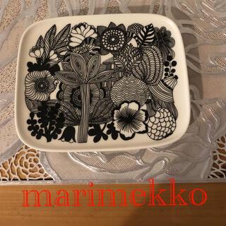 marimekko - マリメッコ スクエアプレート marimekko plate 皿