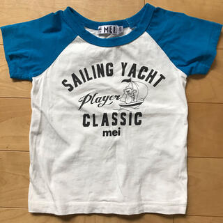 コドモビームス(こども ビームス)のMEI キッズTシャツ 美品(Tシャツ/カットソー)