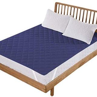 ベッドシーツ 綿100% 肌触りよい 140*200cm(マットレス)