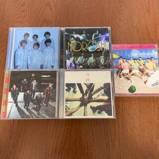 カンジャニエイト(関ジャニ∞)の関ジャニ∞ シングルCDまとめ売り(ポップス/ロック(邦楽))