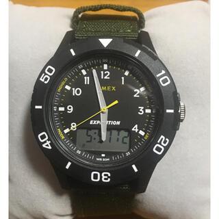 タイメックス(TIMEX)のタイメックス カトマイコンボ カーキ(腕時計(アナログ))