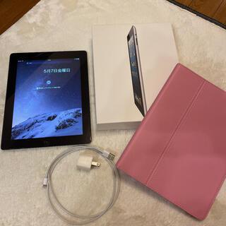 iPad - Apple iPad 第4世代 64GB Wi-Fi +Cellular