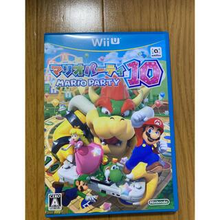Wii U - wiiUソフト マリオパーティ10