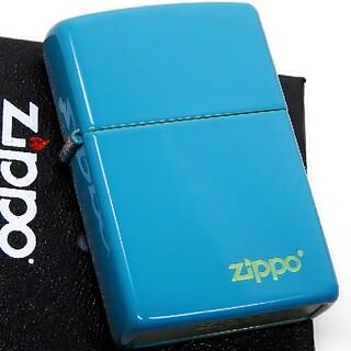 ジッポー(ZIPPO)の(送料込み)ZIPPO◇ミントゴールド◇金ロゴ◇新品◇ジッポ(タバコグッズ)