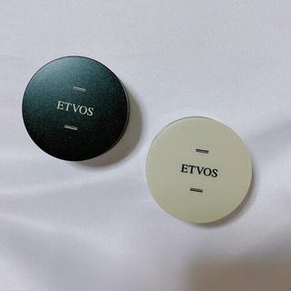 ETVOS - 【新品】ETVOS エトヴォス マットスムース ミネラルファンデーション