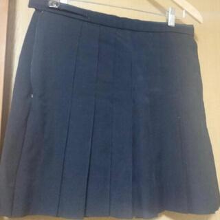 高校制服 女子高 ウエスト75cm 丈45cm(ひざ丈スカート)