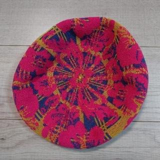 ヴィヴィアンウエストウッド(Vivienne Westwood)のヴィヴィアンウエストウッド 春夏ベレー帽(ハンチング/ベレー帽)