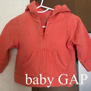 ベビーギャップ(babyGAP)のパーカー(ジャケット/コート)