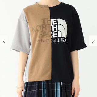 THE NORTH FACE - ビームスボーイ ザノースフェイスパープルレーベル Tシャツ