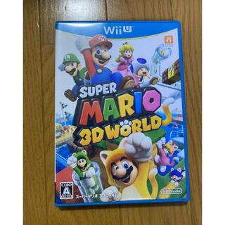 ウィーユー(Wii U)のwiiUソフト スーパーマリオ 3Dワールド(家庭用ゲームソフト)