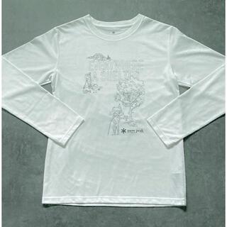 Snow Peak - *スノーピーク* snow peak  MENS  ロンTシャツ Sサイズ