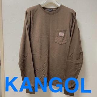 カンゴール(KANGOL)のカンゴール ロングTシャツ(Tシャツ/カットソー(七分/長袖))