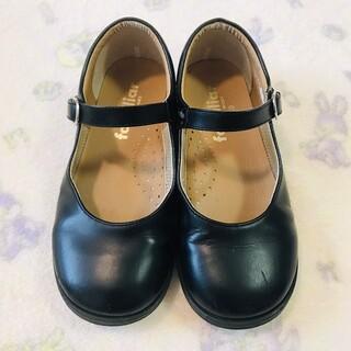 ファミリア(familiar)の342【18センチ】ファミリア ★ ワンストラップ 靴 くつ シューズ(フォーマルシューズ)