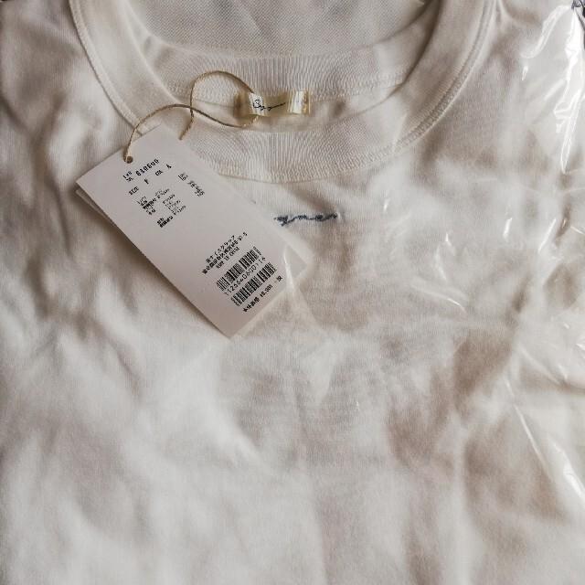one after another NICE CLAUP(ワンアフターアナザーナイスクラップ)のsygne エコバッグ Tシャツ セット 新品未開封 レディースのトップス(Tシャツ(半袖/袖なし))の商品写真
