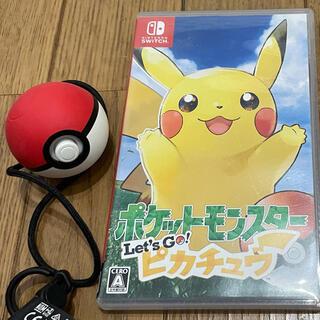 Nintendo Switch - ポケットモンスターlet's goピカチュウ モンスターボールplus