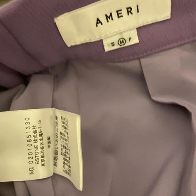 Ameri VINTAGE(アメリヴィンテージ)のameri vintage 2TUCKS STRAIGHT PANTS レディースのパンツ(カジュアルパンツ)の商品写真