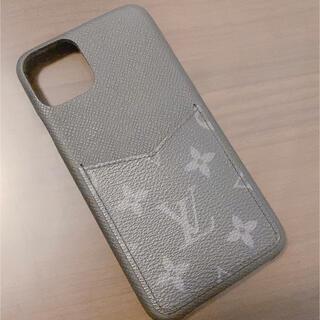 ルイヴィトン(LOUIS VUITTON)のルイヴィトン IPHONE・バンパー 11 PRO MAX M69367(iPhoneケース)