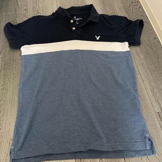 アメリカンイーグル(American Eagle)のアメリカンイーグルアウトフィッターズ ポロシャツ メンズ(Tシャツ/カットソー(半袖/袖なし))