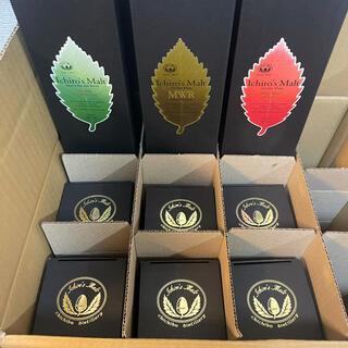 イチローズモルト リーフシリーズ紅、緑、黄色 各4本計12本