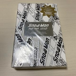 Snow Man ASIA TOUR 2D.2D.(初回盤) DVD