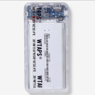 W)taps - WTAPS 21ss FAT PACK BATTERY ABS